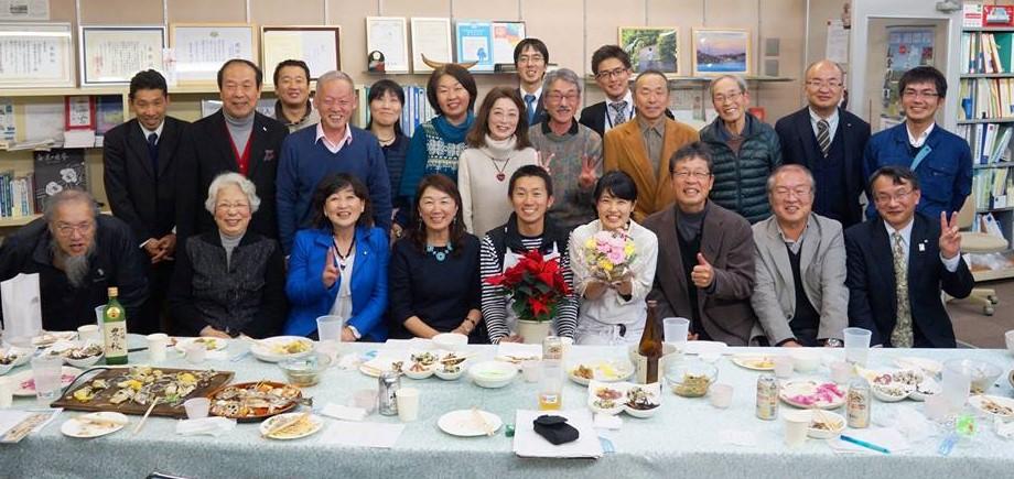 画像:【受付終了】2017年2月「中海・宍道湖の食を広めよう会」※募集人数に達したため締め切りました